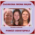 Zaginiony - Iwona Wąsik